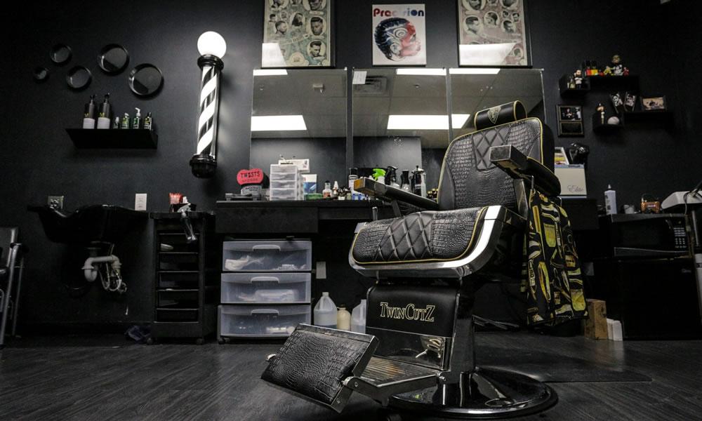 Materiales para abrir una barbería