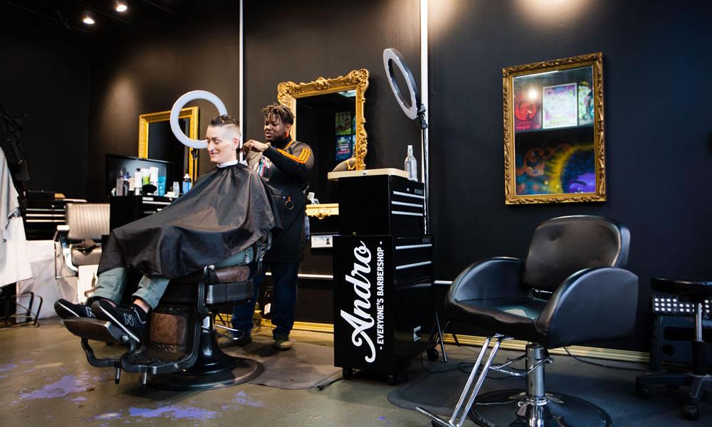 que se necesita para montar una barberia