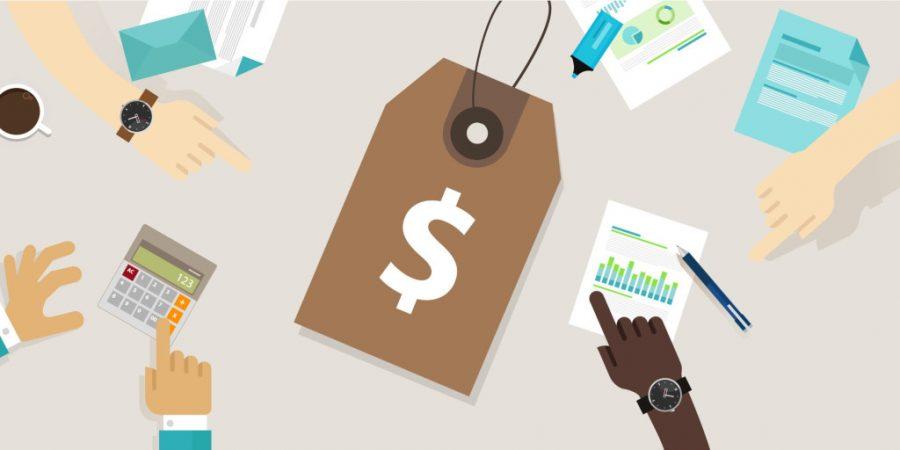 determinar precio a un servicio