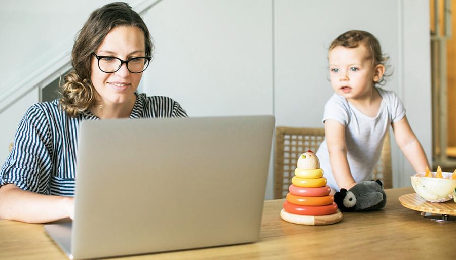 emprendimientos para mamás desde casa