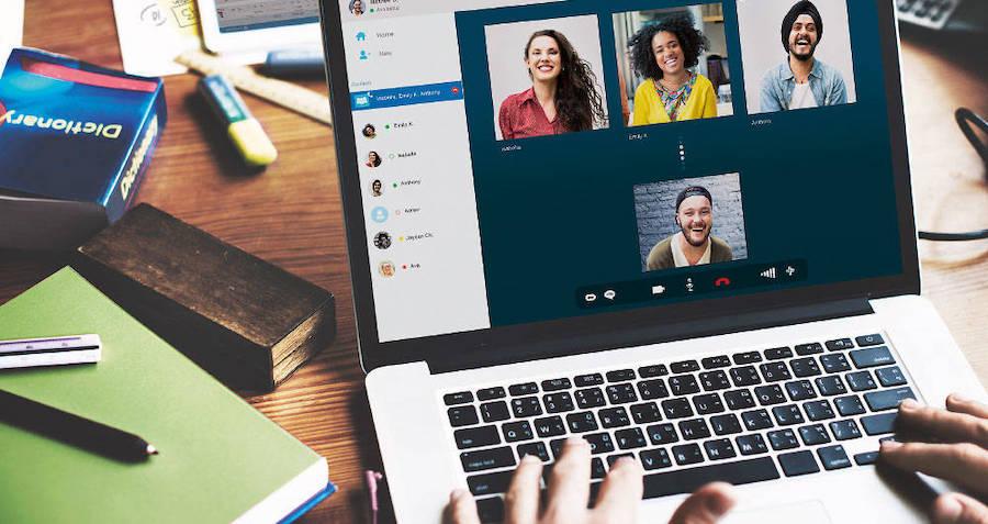 formas de hacer reuniones en linea