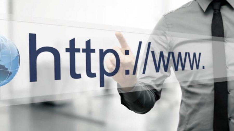 coronavirus y su sitio web